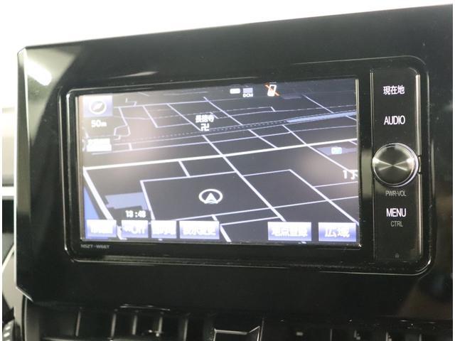ハイブリッドG X トヨタ純正7インチフルセグメモリーナビ NSZT-W66T 衝突被害軽減ブレーキ クルーズコントロール LEDヘッドライト スマートキー イモビライザー ETC バックモニター ワンオーナー(6枚目)