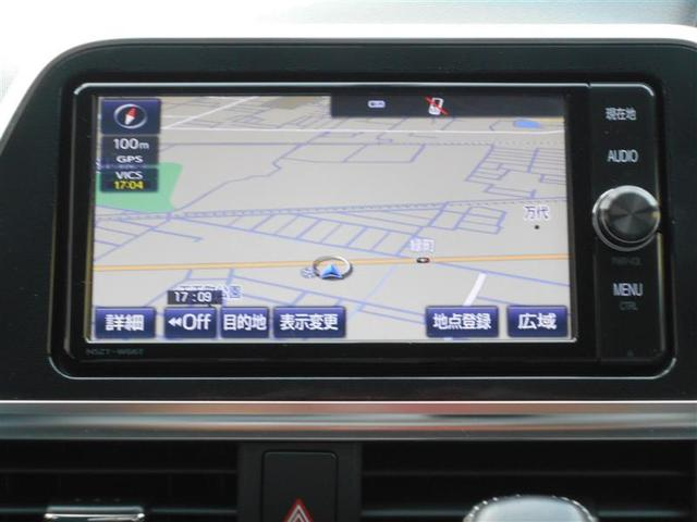 G フルセグ DVD再生 バックカメラ ETC 両側電動スライド LEDヘッドランプ ウオークスルー 乗車定員7人 3列シート ワンオーナー 記録簿 アイドリングストップ(9枚目)