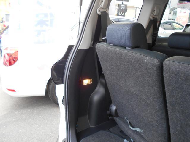 G フルセグ DVD再生 バックカメラ ETC 両側電動スライド LEDヘッドランプ ウオークスルー 乗車定員7人 3列シート ワンオーナー 記録簿 アイドリングストップ(30枚目)