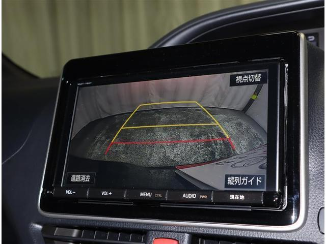 Si ダブルバイビー フルセグ DVD再生 バックカメラ 衝突被害軽減システム ETC 両側電動スライド LEDヘッドランプ ウオークスルー 乗車定員7人 3列シート ワンオーナー フルエアロ 記録簿 アイドリングストップ(12枚目)