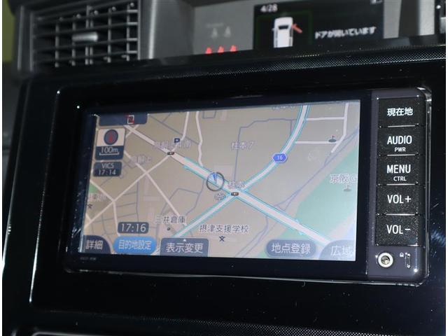 G S ワンセグ メモリーナビ ミュージックプレイヤー接続可 バックカメラ 衝突被害軽減システム ETC 両側電動スライド ワンオーナー 記録簿 アイドリングストップ(10枚目)
