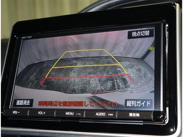 Si フルセグ DVD再生 ミュージックプレイヤー接続可 バックカメラ 衝突被害軽減システム ETC 両側電動スライド LEDヘッドランプ ウオークスルー 乗車定員7人 3列シート ワンオーナー フルエアロ(14枚目)