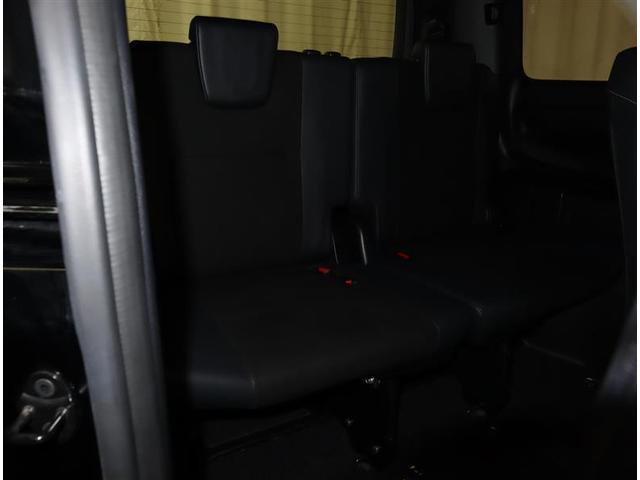 ハイブリッドSi ダブルバイビー フルセグ DVD再生 後席モニター バックカメラ 衝突被害軽減システム ETC ドラレコ 両側電動スライド LEDヘッドランプ 乗車定員7人 3列シート ワンオーナー フルエアロ 記録簿(9枚目)