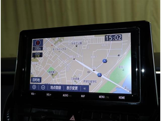 ハイブリッドG フルセグ メモリーナビ DVD再生 バックカメラ 衝突被害軽減システム ETC LEDヘッドランプ ワンオーナー(9枚目)
