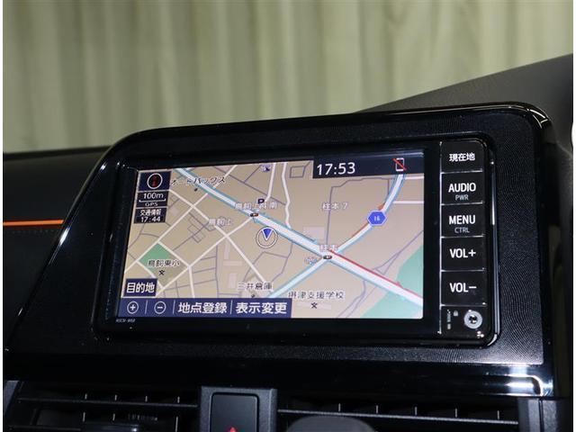 X ワンセグ メモリーナビ ミュージックプレイヤー接続可 衝突被害軽減システム 電動スライドドア ウオークスルー 乗車定員7人 3列シート ワンオーナー アイドリングストップ(9枚目)
