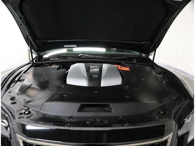 LS500h Fスポーツ サンルーフ 4WD フルセグ メモリーナビ DVD再生 ミュージックプレイヤー接続可 バックカメラ 衝突被害軽減システム ETC ドラレコ LEDヘッドランプ 記録簿(18枚目)