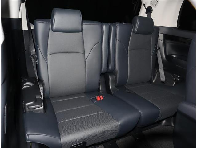 2.5Z Gエディション フルセグ メモリーナビ DVD再生 ミュージックプレイヤー接続可 後席モニター バックカメラ 衝突被害軽減システム ETC 両側電動スライド LEDヘッドランプ 乗車定員7人 3列シート ワンオーナー(6枚目)