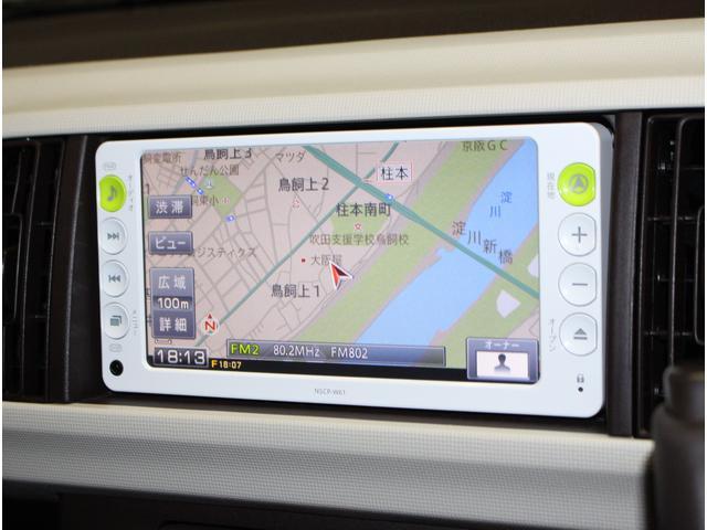 トヨタ パッソ X ユルリ SDナビ バックモニター ETC