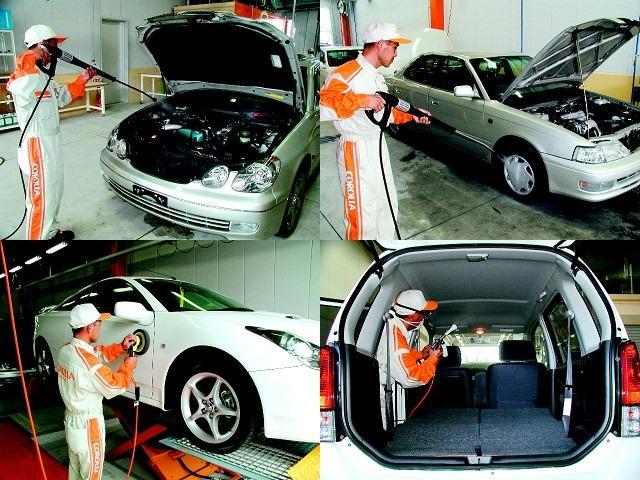 F トヨタ認定中古車 当社下取ワンオーナー 純正メモリーナビ バックカメラ スマートキー ETC(32枚目)