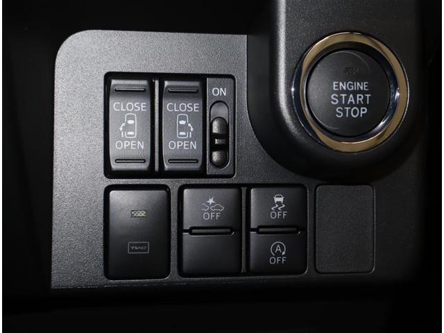 カスタムG-T 衝突被害軽減ブレーキ TOYOTA認定中古車 当社下取ワンオーナー 純正メモリーナビ バックカメラ フルセグTV 両側電動スライドドア スマートキー クルーズコントロール ETC(11枚目)