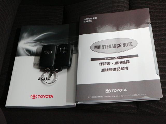 トヨタ アクア G T-Value認定 SDナビ バックカメラ ワンオーナー