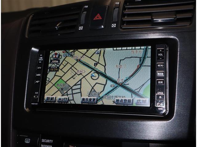 240G フルセグ HDDナビ DVD再生 ミュージックプレイヤー接続可 バックカメラ ETC HIDヘッドライト 乗車定員6人 3列シート ワンオーナー(9枚目)