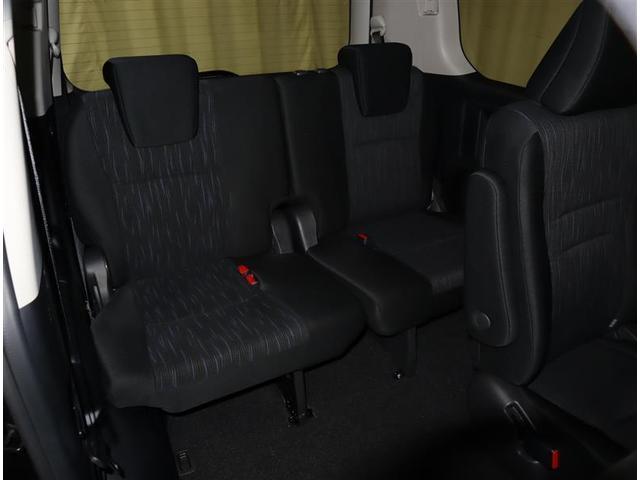 Si フルセグ メモリーナビ DVD再生 ミュージックプレイヤー接続可 バックカメラ ETC 両側電動スライド HIDヘッドライト ウオークスルー 乗車定員7人 3列シート ワンオーナー フルエアロ(10枚目)