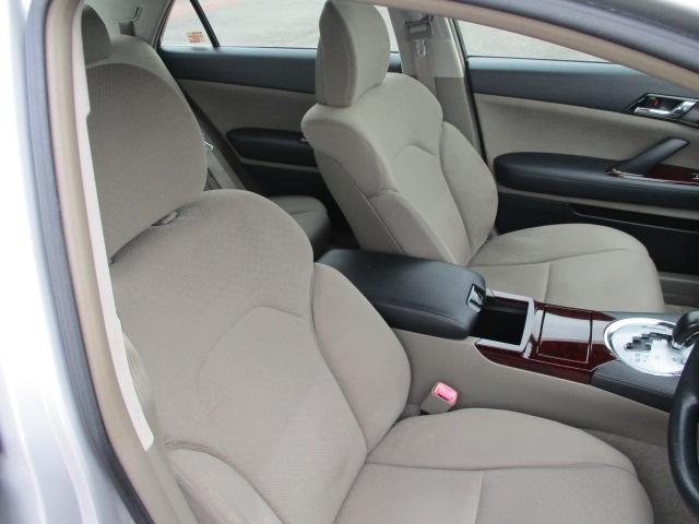 トヨタ マークX 250G_Fパッケージ キーレス、ナビ