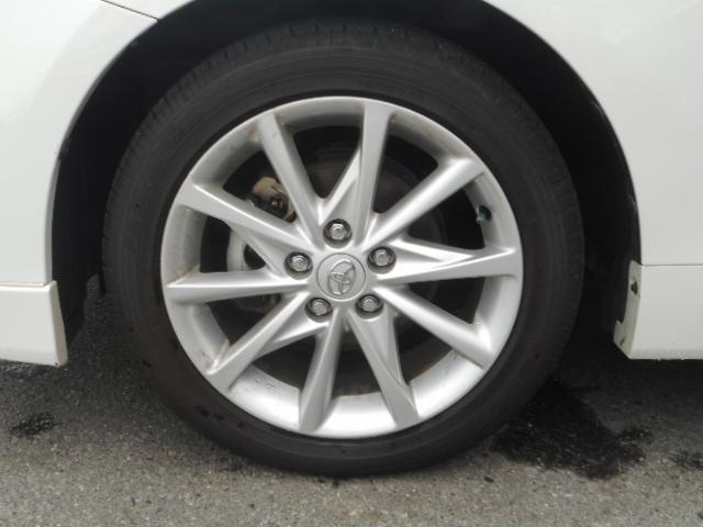 トヨタ プリウスアルファ Gツーリングセレクション/社外9インチSDナビ