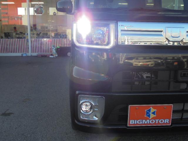 ダイハツ ウェイク GターボSA2 両側パワースライド