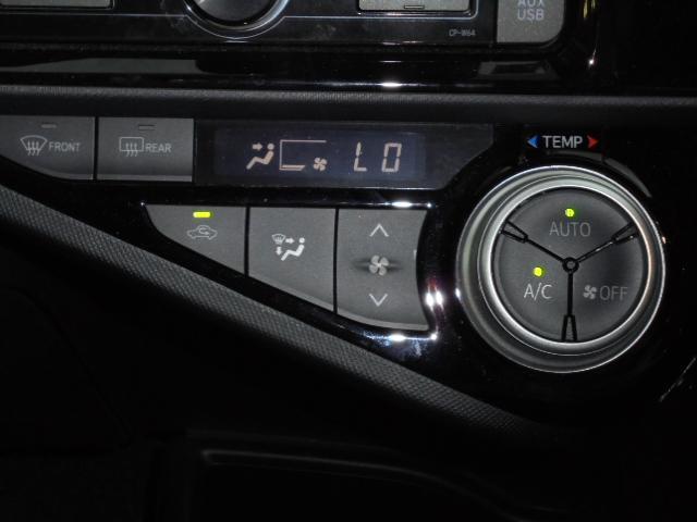 トヨタ アクア S/トヨタセーフティセンスC
