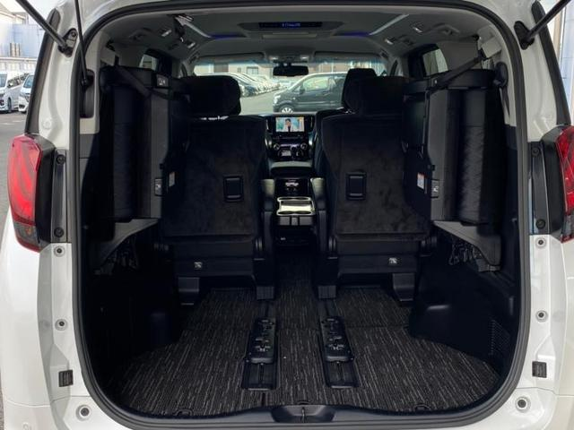 S Cパッケージ 修復歴無 社外メモリーナビ フリップダウンモニター シートハーフレザー パーキングアシスト 電動バックドア ヘッドランプLED ETC EBD付ABS 横滑り防止装置 TV フルエアロ(8枚目)