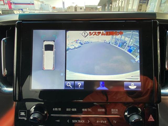 S Cパッケージ 修復歴無 社外メモリーナビ フリップダウンモニター シートハーフレザー パーキングアシスト 電動バックドア ヘッドランプLED ETC EBD付ABS 横滑り防止装置 TV フルエアロ(10枚目)