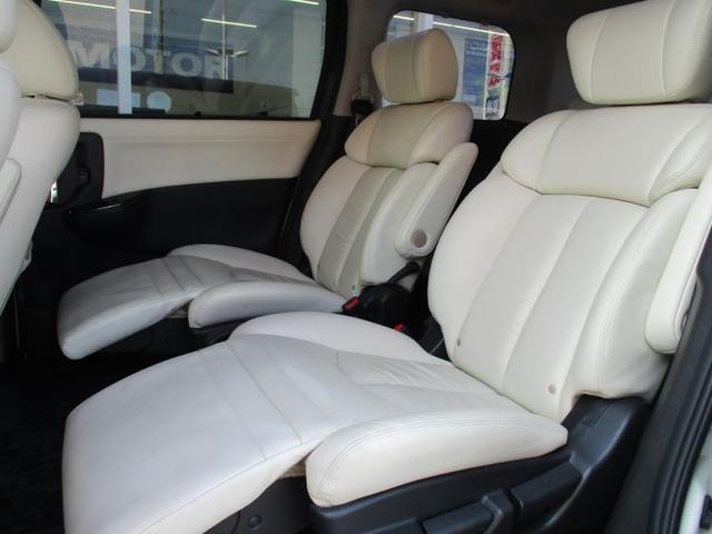ハイウェイスターSホワイトレザーアーバンクロム 純正 8インチ メモリーナビ/フリップダウンモニター/シート フルレザー/電動バックドア/ヘッドランプ LED/ETC/EBD付ABS/横滑り防止装置/TV/エアバッグ 運転席/エアバッグ 助手席(5枚目)