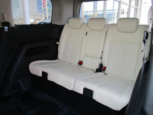 ハイウェイスターSホワイトレザーアーバンクロム 純正 8インチ メモリーナビ/フリップダウンモニター/シート フルレザー/電動バックドア/ヘッドランプ LED/ETC/EBD付ABS/横滑り防止装置/TV/エアバッグ 運転席/エアバッグ 助手席(6枚目)