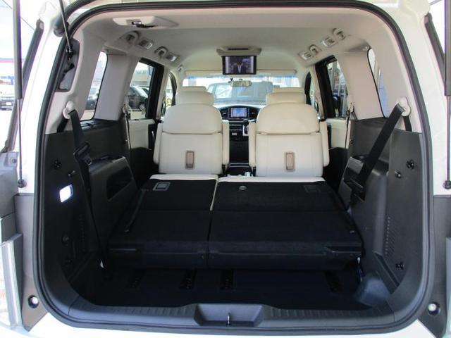 ハイウェイスターSホワイトレザーアーバンクロム 純正 8インチ メモリーナビ/フリップダウンモニター/シート フルレザー/電動バックドア/ヘッドランプ LED/ETC/EBD付ABS/横滑り防止装置/TV/エアバッグ 運転席/エアバッグ 助手席(8枚目)