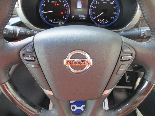 ハイウェイスターSホワイトレザーアーバンクロム 純正 8インチ メモリーナビ/フリップダウンモニター/シート フルレザー/電動バックドア/ヘッドランプ LED/ETC/EBD付ABS/横滑り防止装置/TV/エアバッグ 運転席/エアバッグ 助手席(16枚目)