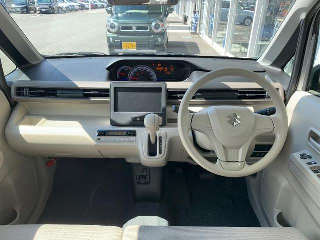 FX 衝突被害軽減ブレーキ/ABS/EBD付ABS/横滑り防止装置/アイドリングストップ/エアバッグ 運転席/エアバッグ 助手席/衝突安全ボディ/パワーウインドウ/エンジンスタートボタン/キーレスエントリー(4枚目)