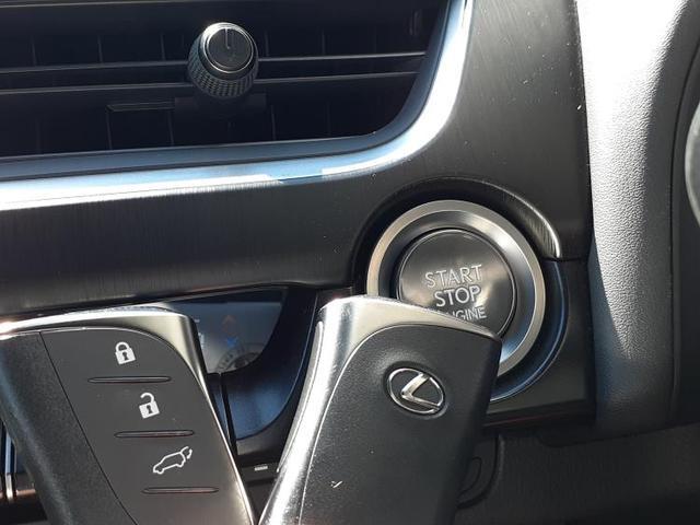 UX200Fスポーツ 純正メモリーナビ/サンルーフ/レザーシート/車線逸脱防止支援システム/パーキングアシスト バックガイド/電動バックドア/ヘッドランプ LED/ETC/EBD付ABS 革シート バックカメラ 禁煙車(13枚目)