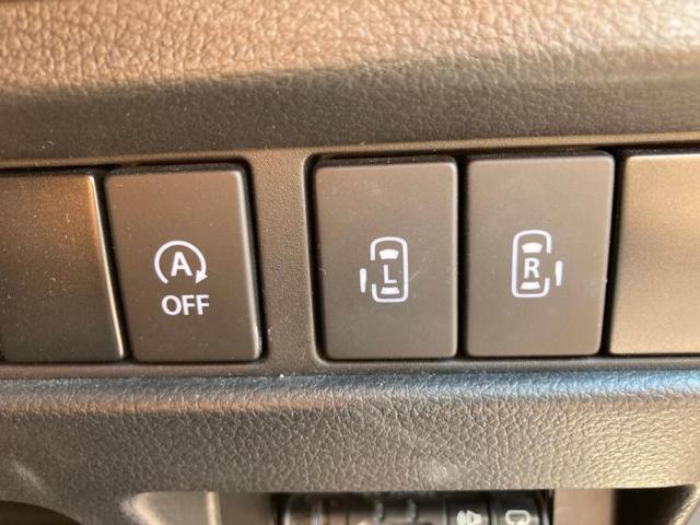 ハイブリッドXSターボ 社外 8インチ メモリーナビ/両側電動スライドドア/ヘッドランプ HID/ETC/EBD付ABS/横滑り防止装置/アイドリングストップ/TV/エアバッグ 運転席/エアバッグ 助手席 HIDヘッドライト(13枚目)