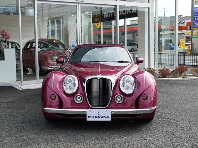 関西唯一の光岡自動車直営店『MITSUOKA尼崎ショールーム』。自社の光岡ブランドとBUBUグループならではの直輸入新車販売、アメリカ車、欧州車の中古車販売と輸入車全般を取り扱っております。