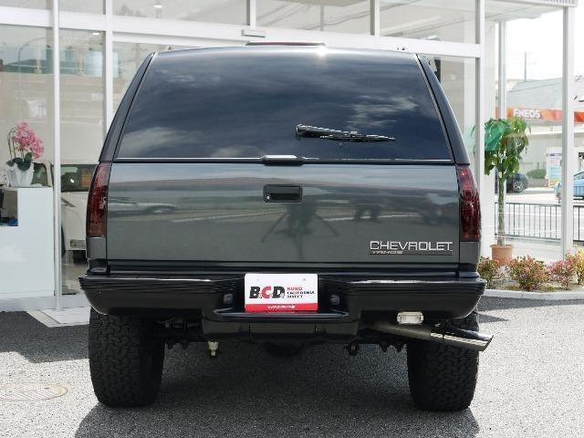 「シボレー」「シボレータホスポーツ」「SUV・クロカン」「兵庫県」の中古車4