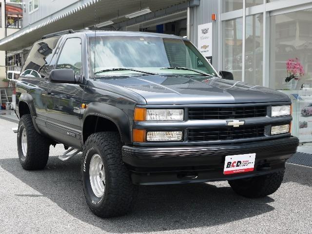 「シボレー」「シボレータホスポーツ」「SUV・クロカン」「兵庫県」の中古車6