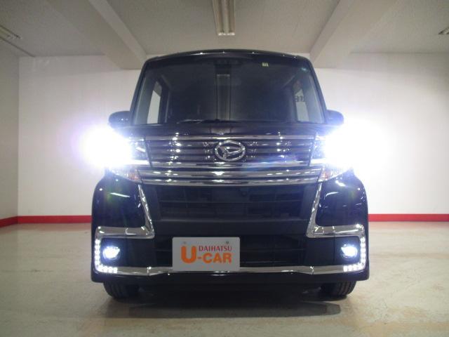 カスタムX4WD トップエディションリミテッドSAIII 4WD 衝突軽減ブレーキ前後 Bluetooth対応8インチフルセグナビ パノラマカメラ 両側電動スライドドア シートヒーター エコアイドル(2枚目)