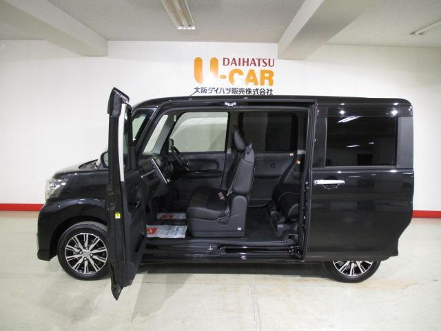 カスタムX4WD トップエディションリミテッドSAIII 4WD 衝突軽減ブレーキ前後 Bluetooth対応8インチフルセグナビ パノラマカメラ 両側電動スライドドア シートヒーター エコアイドル(5枚目)