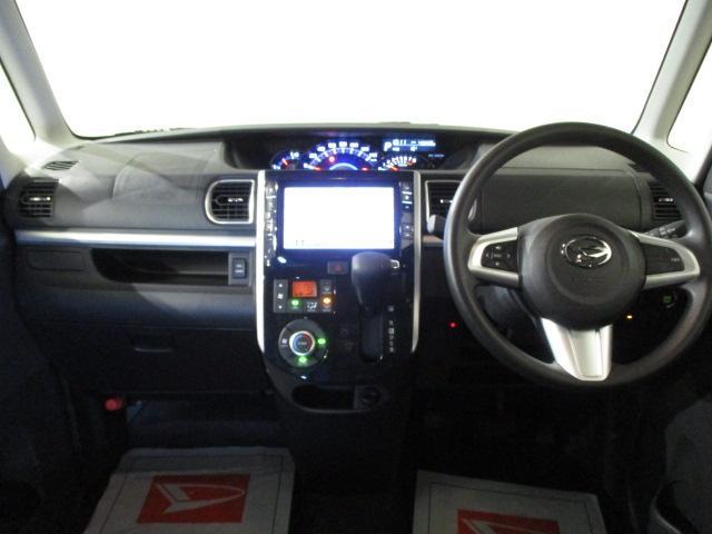 カスタムX4WD トップエディションリミテッドSAIII 4WD 衝突軽減ブレーキ前後 Bluetooth対応8インチフルセグナビ パノラマカメラ 両側電動スライドドア シートヒーター エコアイドル(10枚目)