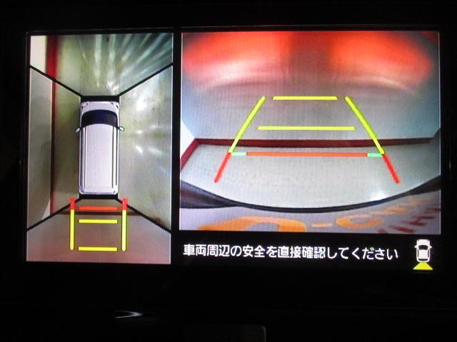 カスタムX4WD トップエディションリミテッドSAIII 4WD 衝突軽減ブレーキ前後 Bluetooth対応8インチフルセグナビ パノラマカメラ 両側電動スライドドア シートヒーター エコアイドル(12枚目)
