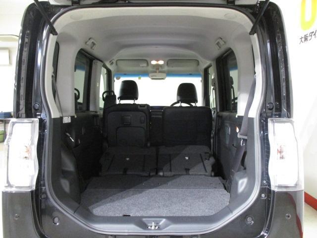 カスタムX4WD トップエディションリミテッドSAIII 4WD 衝突軽減ブレーキ前後 Bluetooth対応8インチフルセグナビ パノラマカメラ 両側電動スライドドア シートヒーター エコアイドル(17枚目)