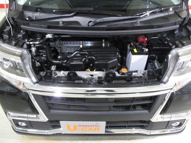 カスタムX4WD トップエディションリミテッドSAIII 4WD 衝突軽減ブレーキ前後 Bluetooth対応8インチフルセグナビ パノラマカメラ 両側電動スライドドア シートヒーター エコアイドル(19枚目)