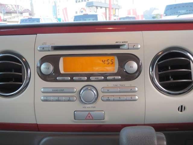 スズキ アルトラパンショコラ 660 ショコラ G アイドリングストップ 純正CD
