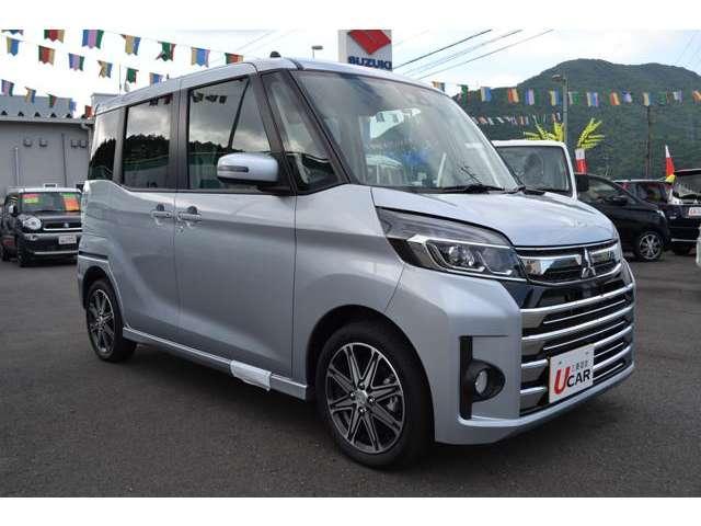 「三菱」「eKスペース」「コンパクトカー」「兵庫県」の中古車7