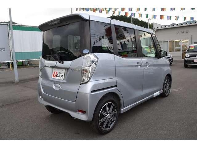 「三菱」「eKスペース」「コンパクトカー」「兵庫県」の中古車8