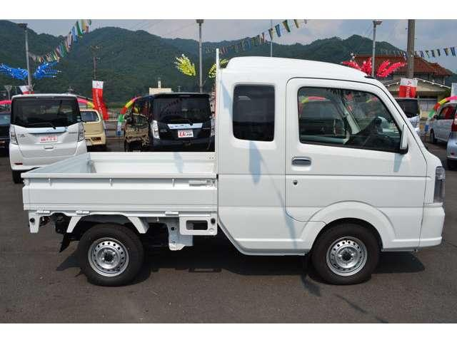 660 スーパーキャリイ X 3方開 4WD デフロック(4枚目)