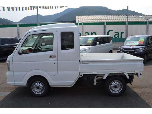 660 スーパーキャリイ X 3方開 4WD デフロック(5枚目)