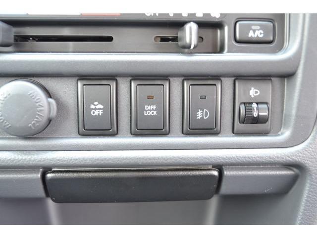 660 スーパーキャリイ X 3方開 4WD デフロック(17枚目)
