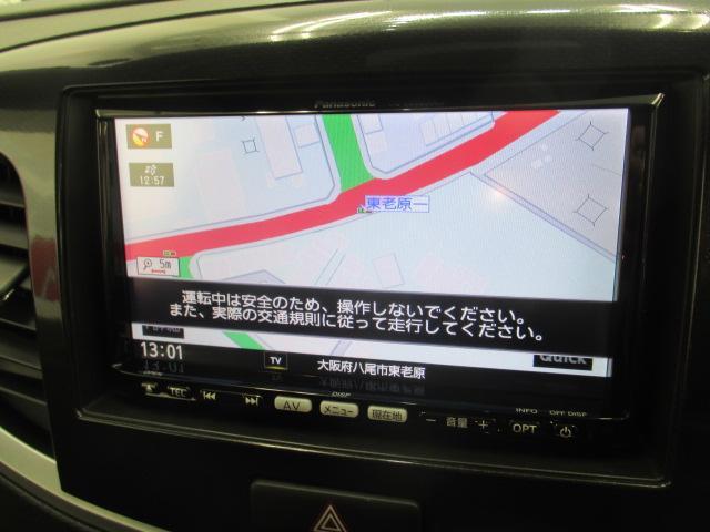 SDナビ フルセグ ドライブには必須の装備です!操作もカンタンです。