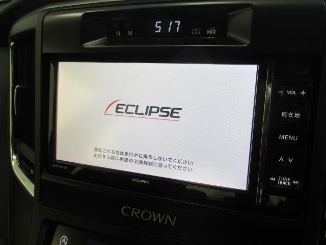 トヨタ クラウン アスリート-T SDナビ フルセグ バックカメラ ETC