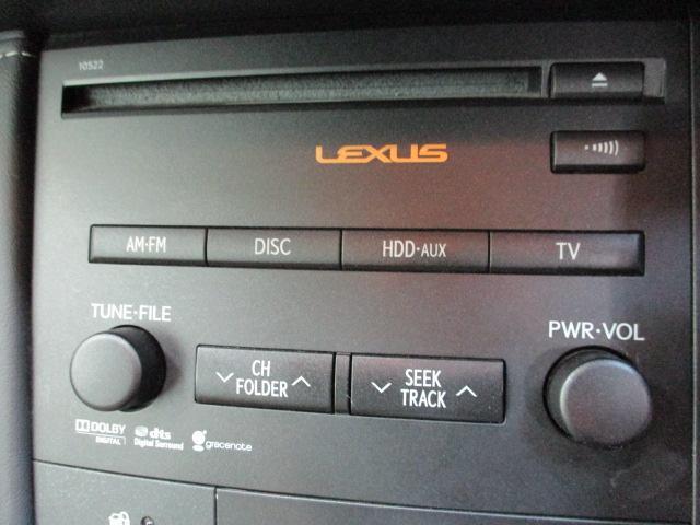 CT200h バージョンC HDDナビ フルセグ Bカメラ(9枚目)