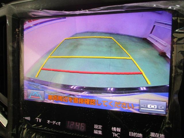 アスリートG TSCP SDナビ フルセグ バックカメラ(10枚目)