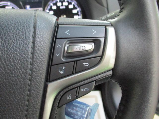 アスリートG TSCP SDナビ フルセグ バックカメラ ミュージックサーバー オートエアコン ステアリングスイッチ LEDヘッドライト スマートキー ビルトインETC オートチルト パワーシート レザーシート(19枚目)